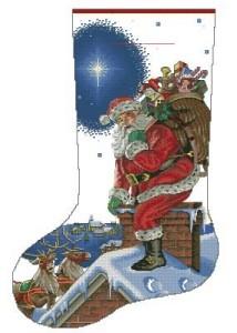 Схема Санта. Сапожок