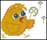 Схема Цыпленок