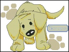 Схема Идеальный щенок