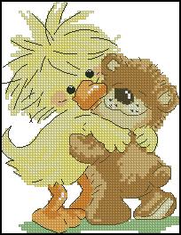Схема Медвежьи объятия