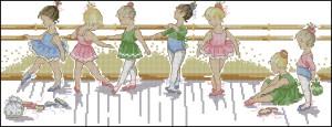Схема Многообещающие балерины