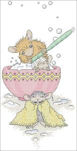 Схема Мытье мышей