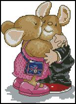 Схема Мышки - Семья