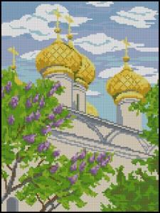 Схема Собор в Костроме