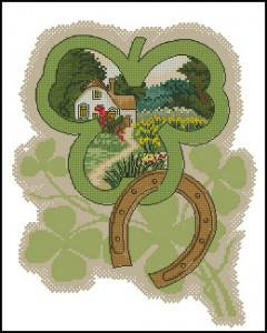 Схема Счастливый домик