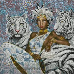 Царица тигров