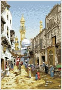 Схема Каир