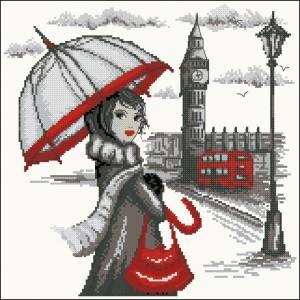 Путешествие Мэри. Лондон