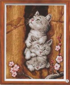Схема Кошачья охота