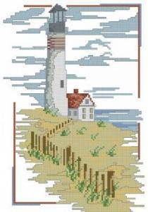 Тропинка к маяку