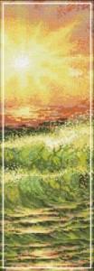 Солнце и волны