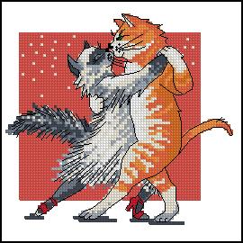 Танго котов