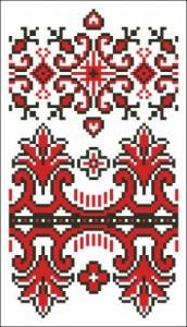 Схема Рушник