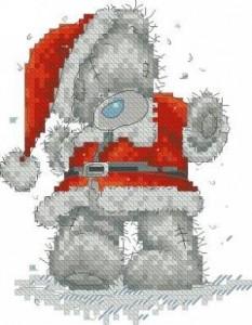 Тедди Санта