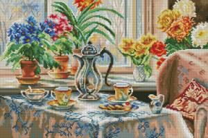 Схема Кофейный столик