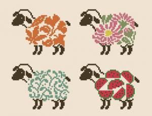 Схема Овечки. Сезоны