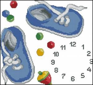 Часики для малыша