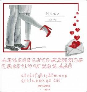 Схема Метрика Любовь
