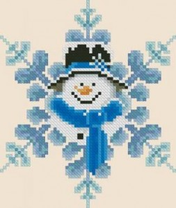 Схема Снежинка