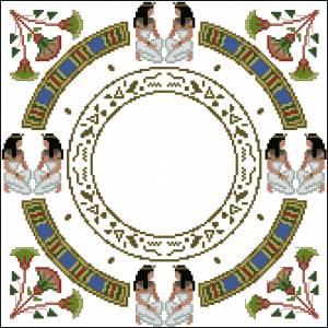 Часы Египет
