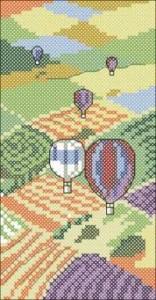 Схема Летящие шары