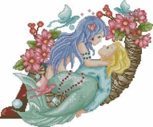 Русалка и принц