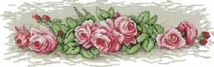 Схема Аромат роз