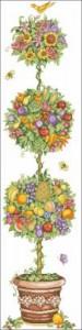 Дерево изобилия (топиарий)