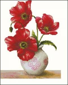 Схема Маки в китайской вазе
