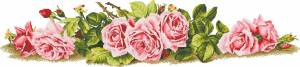 Линия роз