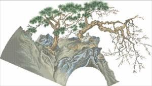 Схема Китай в миниатюре