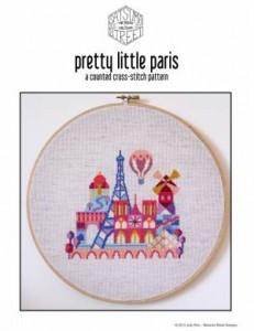 Красочные города. Париж