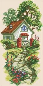 Схема Уютный домик1