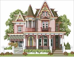 Схема Домик / Dr. Henry Hunt Home