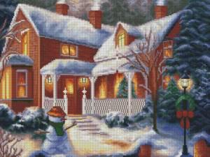Схема Рождество