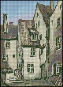 Схема Старый город