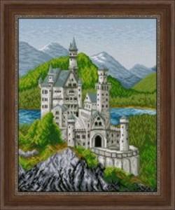 Схема Баварский замок