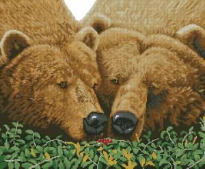 Схема Медведи