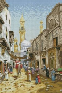 Схема Улица Каира