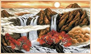 Осенний восход