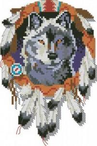 Схема Дух волка